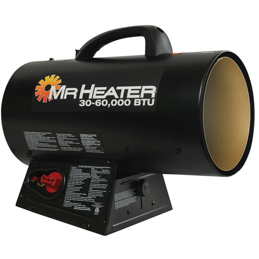 Portable Forced Air Heaters & Parts