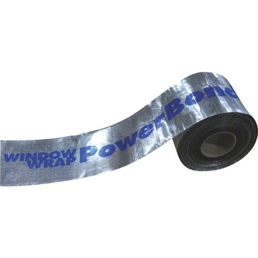 MFM WindowWrap PowerBond 6 In. X 100 Ft. Window Wrap