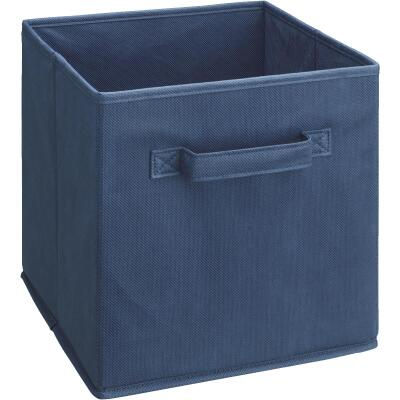 ClosetMaid Cubeicals 10.5 In. W. x 11 In. H. Blue Fabric Drawer