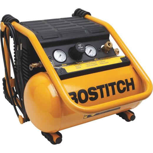 Bostitch 2.5 Gal. Portable 150 psi Suitcase Style Air Compressor