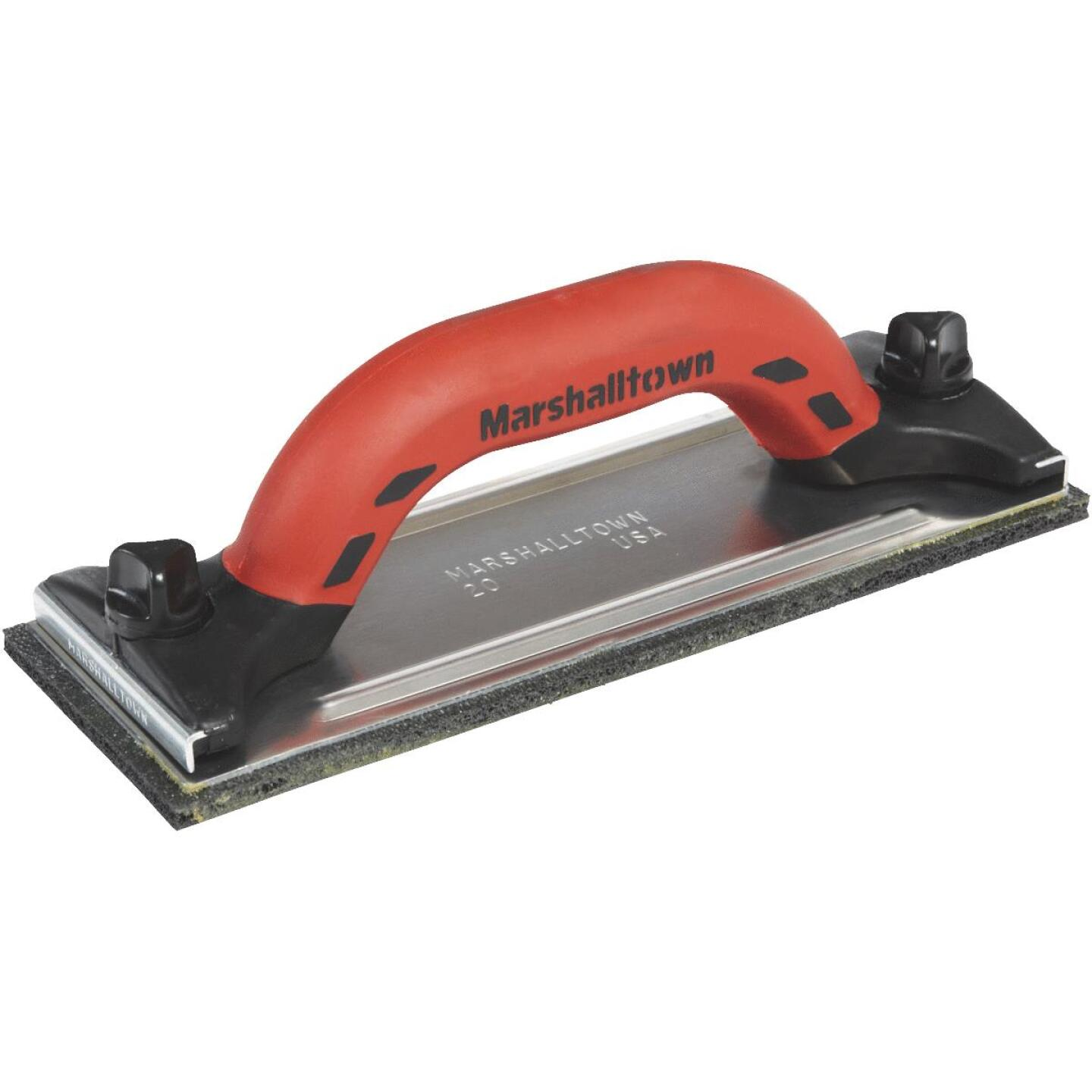 Marshalltown 9-3/8 In. x 3-1/4 In. Drywall Hand Sander Image 1
