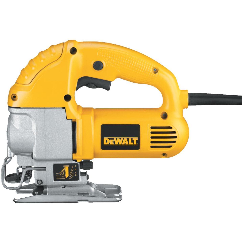 DeWalt 5.5A 4-Position 0-3100 SPM Jig Saw Image 9