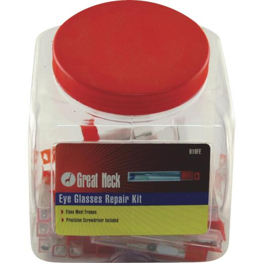 Great Neck Bulk Eyeglass Repair Kit
