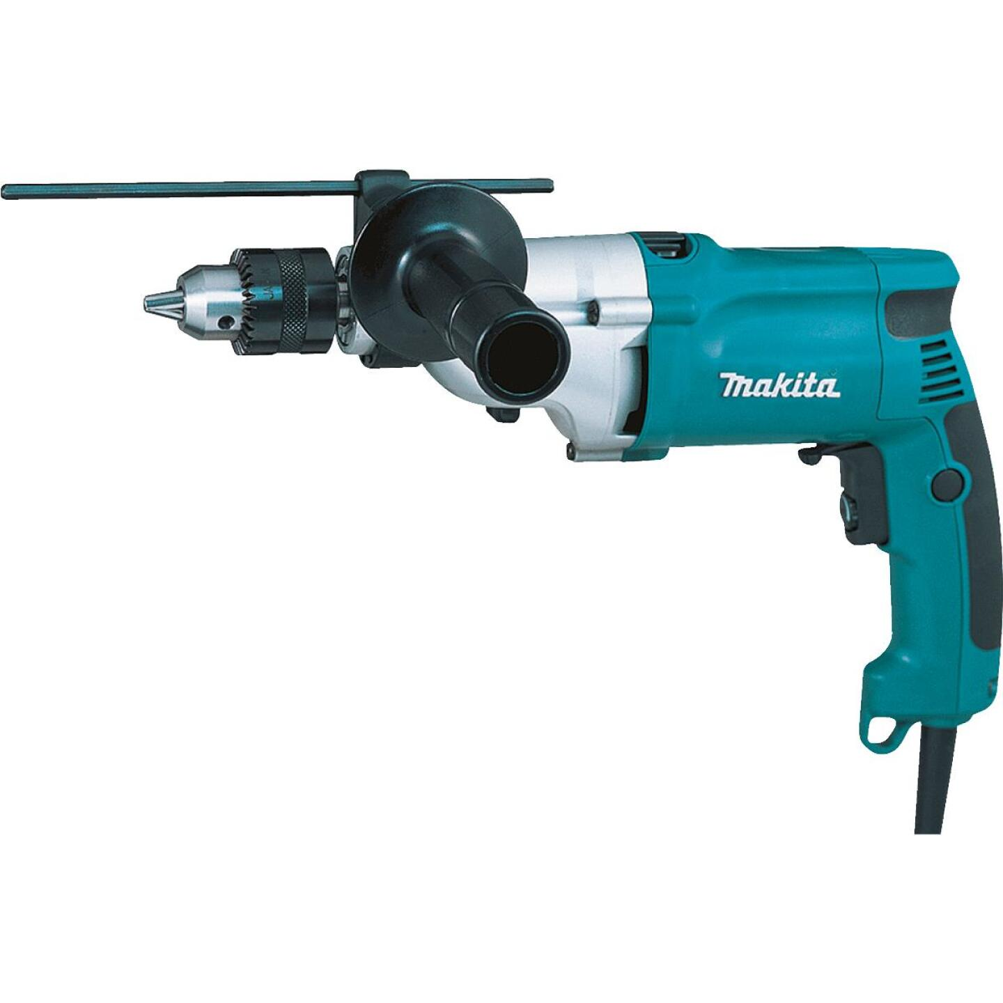 Makita 3/4 In. Keyed 6.6-Amp VSR Electric Hammer Drill Image 1