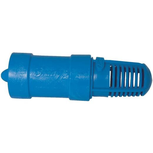 Campbell Brady 1-1/2 In. Acetal Polymer Foot & Check Valve