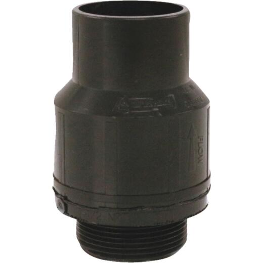 NDA Prinsco 1-1/2 In. Sump Pump Seal Check Valve