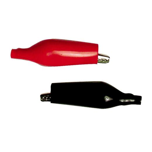 Gardner Bender 2 In. Standard Insulated Alligator Clip (2-Pack)