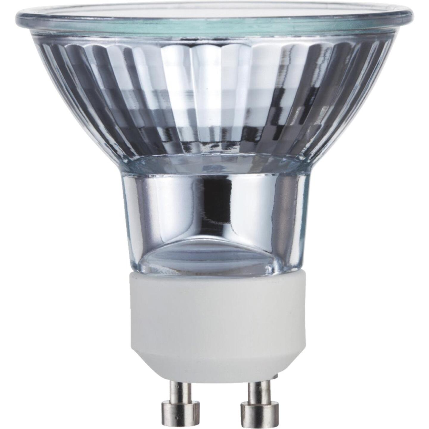 Philips 45W Equivalent Clear GU10 Base MR16 Halogen Floodlight Light Bulb Image 2