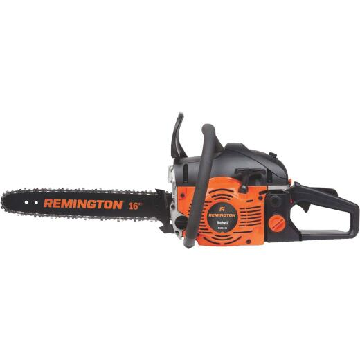 Remington RM4216CS Rebel 42cc 2-Cycle 16 In. Gas Chainsaw