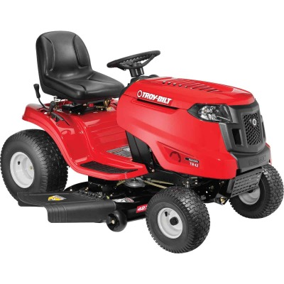 Troy-Bilt 42 In. 547cc Troy-Bilt Single Cylinder Automatic Lawn Tractor