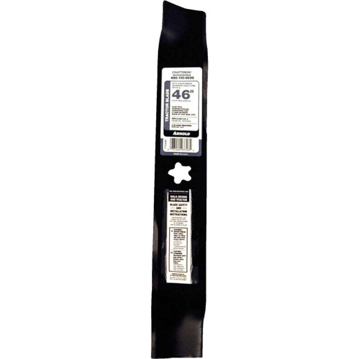 Arnold 46 In. Tractor Mulching Mower Blade