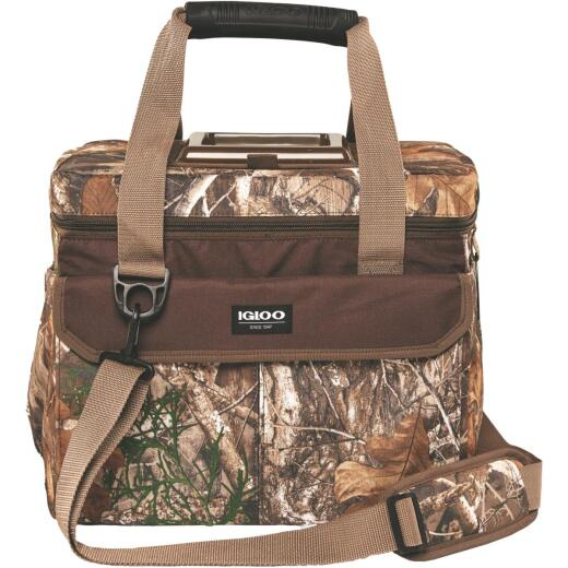 Igloo RealTree MaxCold Outdoorsman Camouflage Soft-Side Cooler (30-Can)