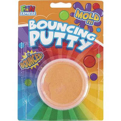 Fun Express Assorted Color Bouncing Putty
